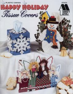 Holiday Tissue Covers 01/12 FC