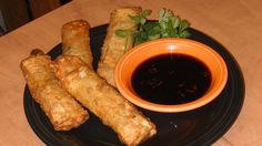 Shrimp Egg Rolls with Michael's Home Cooking Seafood Recipes, Appetizer Recipes, Cooking Recipes, Cooking Videos, Cooking Tips, Easy Chinese Recipes, Asian Recipes, Asian Foods, Thai Recipes
