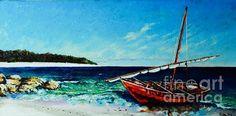 Shoreline~ElsaDe Paintings