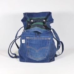 Two Cut // Produkte Label, Backpacks, Denim, Jackets, Bags, Fashion, Challenges, Products, Down Jackets