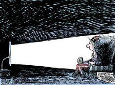 Marshall Ramsey Editorial Cartoon, August 26, 2015     on GoComics.com