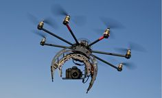 Drones of Hollywood