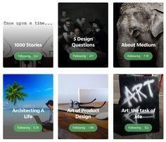 9 design details I ❤ about Medium — Design Magic — Medium