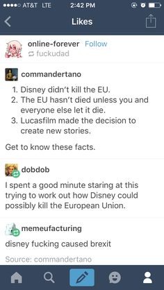 I honestly thought it was the European Union Disney Au, Disney Memes, Disney And Dreamworks, Disney Cartoons, Stupid Funny Memes, Funny Posts, Funny Cute, Hilarious, Let It Die