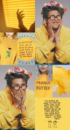 Nam yellow aesthetic!💛💛 #selfmade