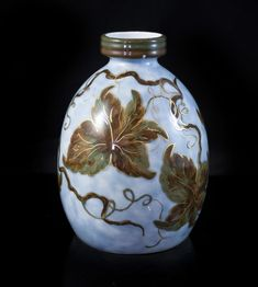Camille Thauraud (French 1878-1956) Limoges Vase