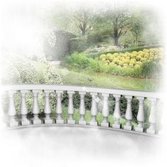19.png ❤ liked on Polyvore featuring backgrounds, garden and tubes