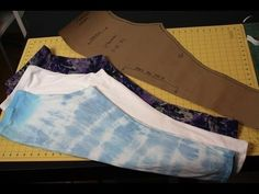 ▶ How to make leggings- DIY Tutorial - YouTube: Check out all of Crafty Gemini's vids.  Love her tutorials!