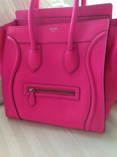 Yup, one would need a pink purse !!