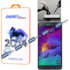 Samsung Galaxy Note 4 N910FQ Glass tempered Kırılmaz Cam Ekran Koruyucu