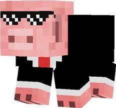 Minecraft Pig Png Google Search Pig Png Minecraft Pig Nova Skin Gallery