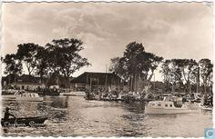 Vakantie herinneringen jaren '50 /Grouw - Theehuis, Grouw