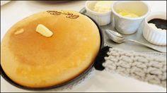 絵本世界のデザート「ぐりとぐらのホットケーキ」をパンケーキおかわり自由の「ルサ ルカ 東京自由が丘店」で食べてきました - GIGAZINE