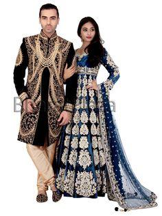 Indian Wedding Combo. Item Code : WED301N http://www.bharatplaza.com/new-arrivals/combos.html