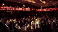 Marketing-Club München verleiht den Münchner Marketingpreis 2014 an SIXT (Filmcasino Odeonsplatz) #mcmuenchen