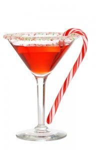 'Tis the season to be jolly—without alcohol! Since you're pregnant, it's going to have to be without. So here are three fab family recipes that will get you into the holiday spirit without actually adding spirits! Candy Cane Crush 2 oz. strawberry soda or punch 4...