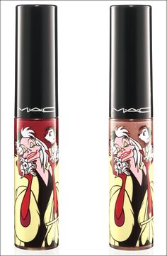 "MAC ""Venomous Villains Collection for Disney"""