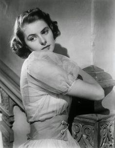 """Vintage Glamour Girls: Ingrid Bergman in """" Rage in Heaven """""""