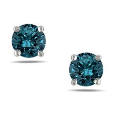 http://www.overstock.com/Jewelry-Watches/Auriya-14k-White-Gold-1-2ct-to-2ct-TDW-4-Prong-Blue-Diamond-Stud-Earrings-I1-I2/9437314/product.html?refccid=33YCP4EUMRNLN62COUBUAYCRZA