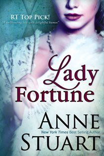 ROMANTIC PICKS #HISTORICAL #ROMANCE  - Lady Fortune by Anne Stuart