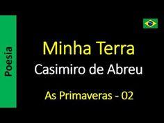 Casimiro de Abreu - 02 - Minha Terra