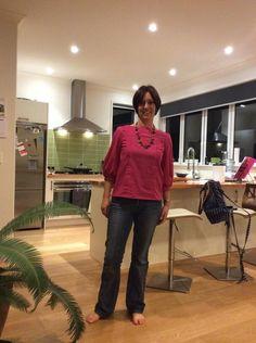 Mathilde blouse