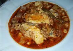Chris Kitchen, Pork, Beef, Red Peppers, Kale Stir Fry, Meat, Pork Chops, Steak