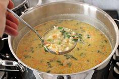 Kış Çorbası (Sevim Teyzemin Sebze Çorbası)