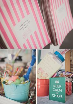 wedding sweets, image by Helen Lisk Photography