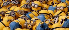 Minions will never go away. Minions are here to stay. We live in a Golden Age of Minions. Will we ever make it to the post-Minions era? Image Minions, Minion Movie, Minion Party, Minions Minions, Minion Humor, Minions Quotes, Funny Minion, Disney Challenge, Minion Banana