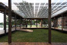 Gallery of Corte del Forte Dance Pavilion / Rintala Eggertsson Architects - 6