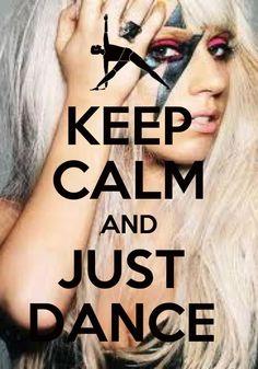 dance baby, dance.