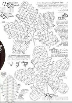 crochelinhasagulhas: Avental feminino em crochê irlandês