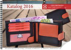 Katalog Lederwaren Großhandel Europa
