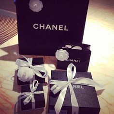 Chanel <3 - my kind of gifts!!
