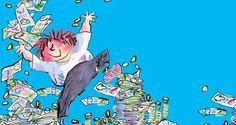 Billionaire Boy: Beag Tony Ross's illustrations are on hand in An Billiúnaí Beag to help any readers whose Irish may be a bit wobbly