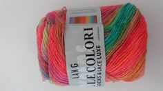 100g MILLE COLORI Socks & Lace  LUXE .051