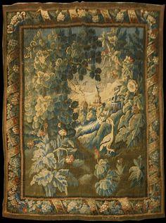 Antique Flemish Tapestry