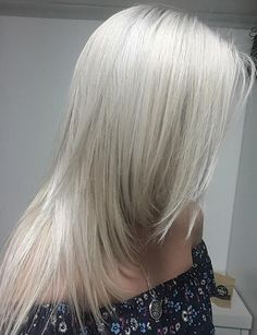 After: Result After Using Brilliant Blonde Shampoo and Mask. All yellow and brassiness toned away. Blonde Hair With Highlights, Brown Blonde Hair, Blonde Hair Levels, Braided Hairstyles, Cool Hairstyles, Toning Shampoo, Hair Fixing, Long Gray Hair, Purple Shampoo