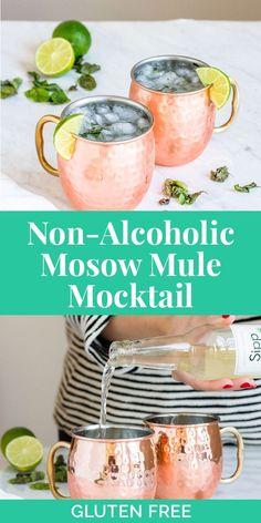 Non-Alcoholic Moscow