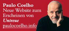 Neue Website Paulo Coelho