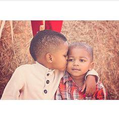 Brotherly Love - munamommy's photo on Instagram