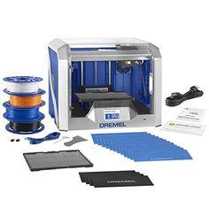 Dremel 3D40-EDU Idea Builder 2.0 3D Printer for Education, Wi-Fi Enabled with Curriculum-Based Lesson Plans #deals