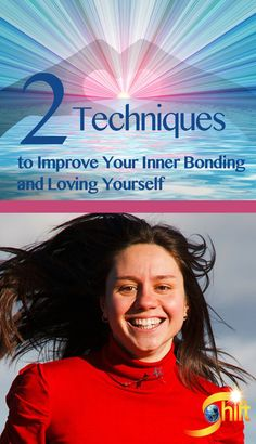 Discover 2 techniques for learning how to fully love yourself through inner bonding. When practiced consistently, the powerful psychological AND spiritual process of Inner Bonding can heal anxiety, depression, addictions and broken relationships —and bring more peace and joy.          http://blog.theshiftnetwork.com/blog/loving-yourself?utm_source=pinterest&utm_medium=social&utm_campaign=bp-loveyourself3