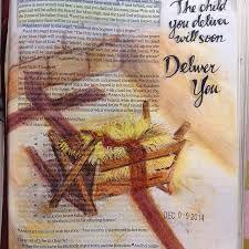 Resultado de imagem para biblejournaling tunica de jose