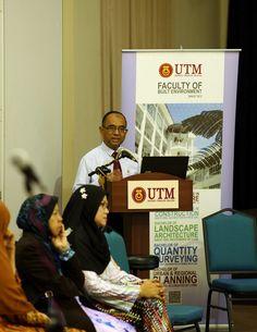 Lawatan Y.Bhg. Datuk Naib Canselor ke Fakulti Alam Bina | Photos