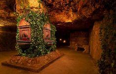 Las Fuentes del Vino de Mátyás encuentran en lo profundo de la Buda Laberinto - Hungría