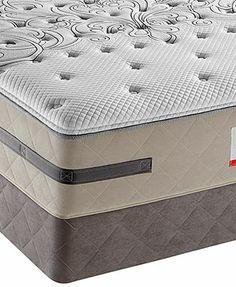 Sealy Posturepedic Hybrid Queen Mattress Set, Fulfillment Tight Top Cushion Firm