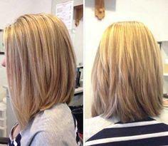 25 Best Hairstyles for Short Medium Hair | http://www.short-haircut.com/25-best-hairstyles-for-short-medium-hair.html