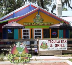 Tequila Bar & Grille. Safety Harbor, Florida Dining & Restaurants